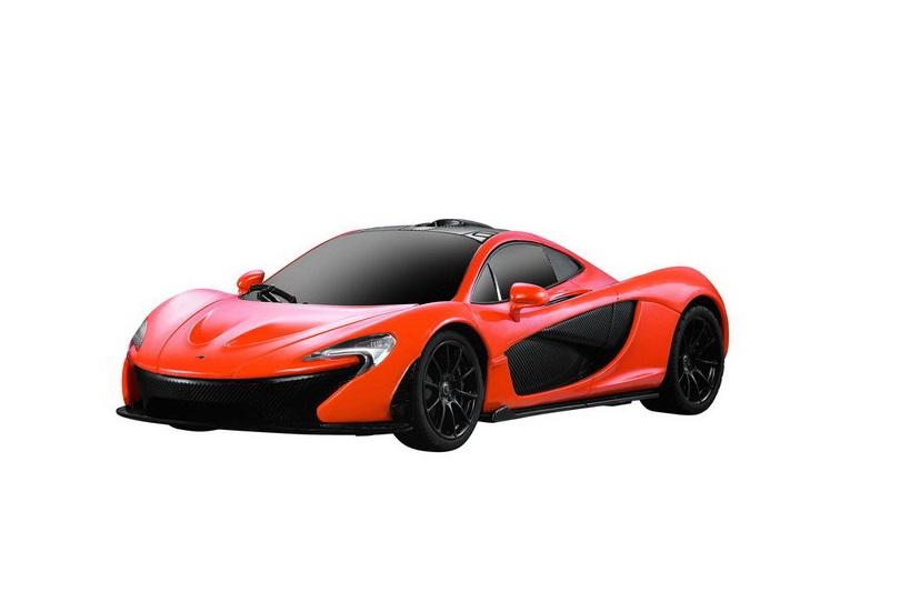картинка Машина на радиоуправлении 1:24 McLaren P1 40MHZ, цвет оранжевый от магазина Bebikam.ru