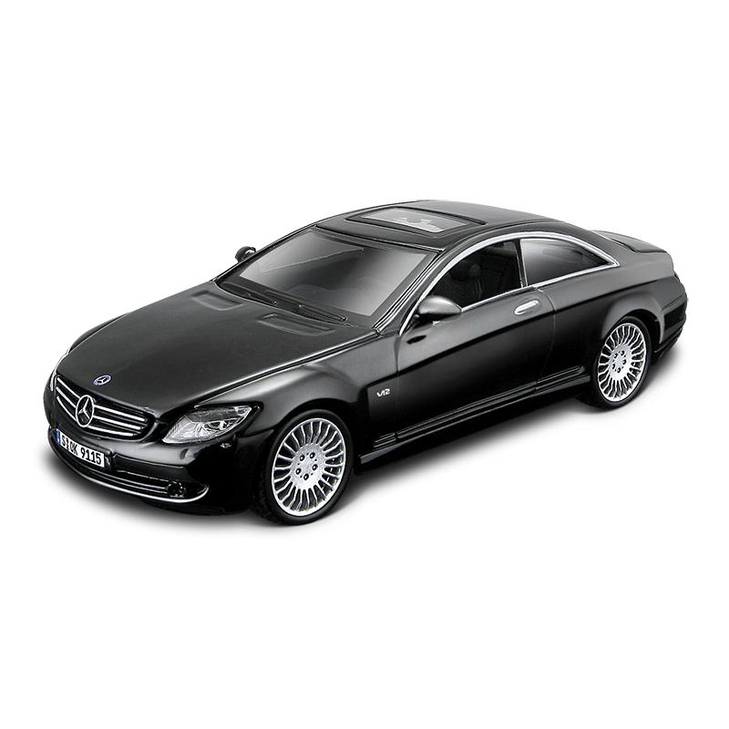 Машина Mercedes Benz CL-550, металлическая, масштаб 1:32Mercedes<br>Машина Mercedes Benz CL-550, металлическая, масштаб 1:32<br>