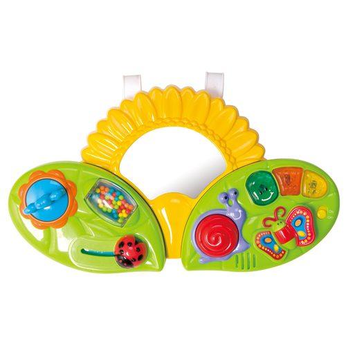 Купить Игровой развивающий центр - Подсолнух на кроватку, PlayGo
