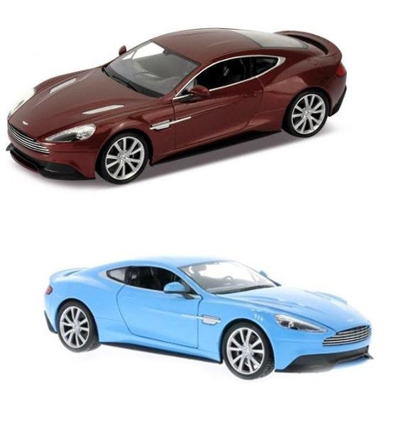 Модель машины Aston Martin Vanquish, 1:24Aston Martin<br>Модель машины Aston Martin Vanquish, 1:24<br>