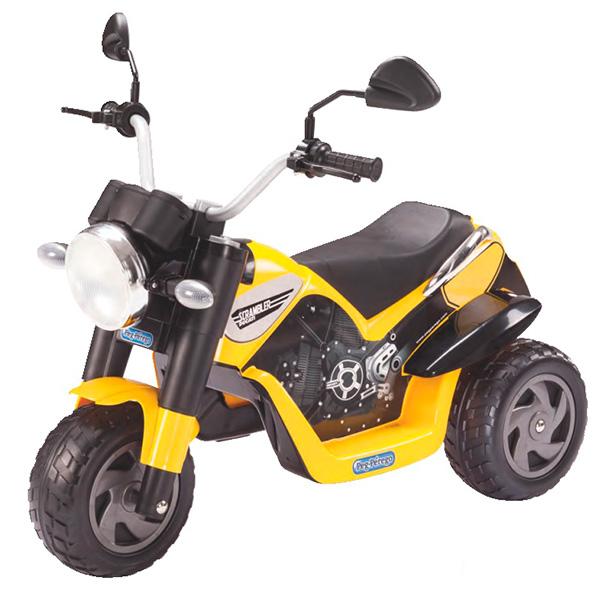 Электромотоцикл «Scrambler» - Мотоциклы детские на аккумуляторе, артикул: 136431