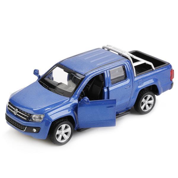 Металлическая инерционная машина - Volkswagen Amarok, 1:43Volkswagen<br>Металлическая инерционная машина - Volkswagen Amarok, 1:43<br>