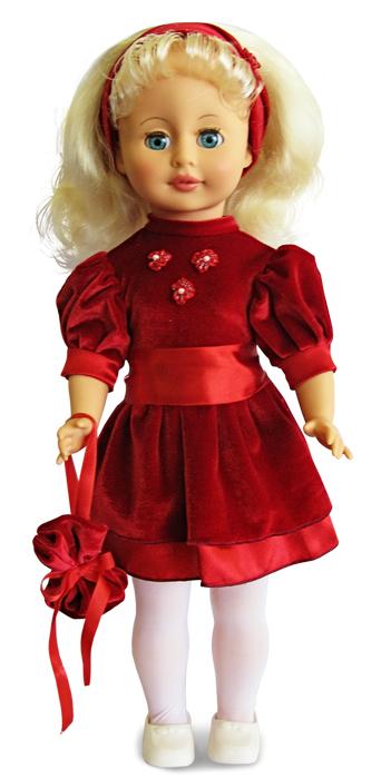 Кукла Людмила 9 со звуковым устройством, высота 52.5 см - Куклы и пупсы, артикул: 83271