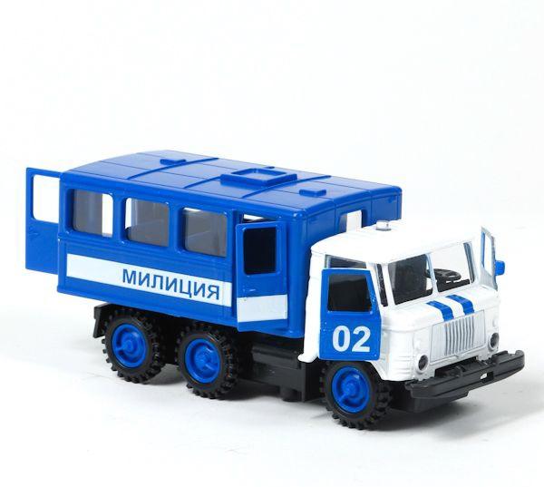 Машинка - Газ 66 Будка. МилицияПолицейские машины<br>Машинка - Газ 66 Будка. Милиция<br>