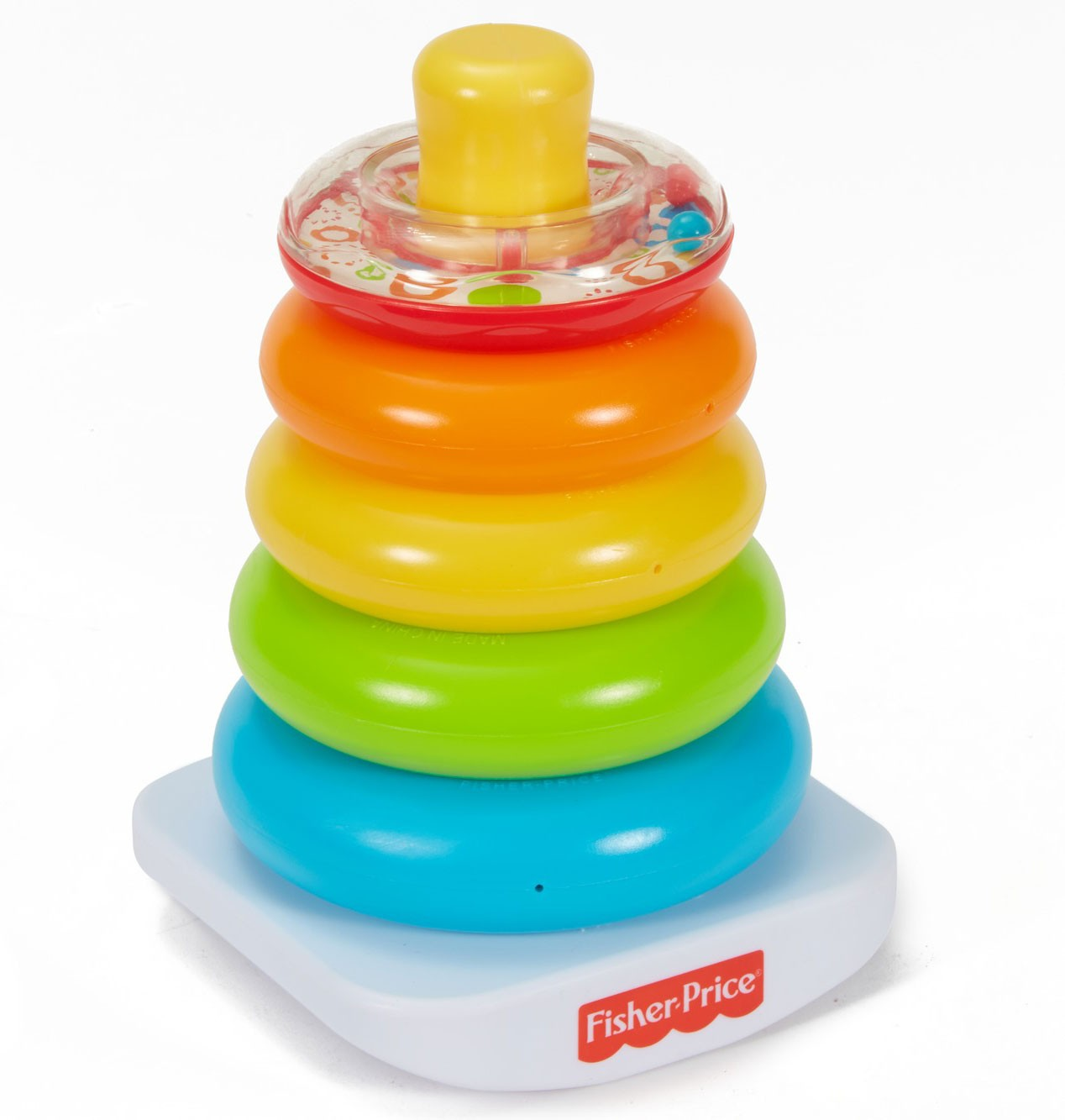 Fisher-Price. ПирамидкаСортеры, пирамидки<br>Fisher-Price. Пирамидка<br>