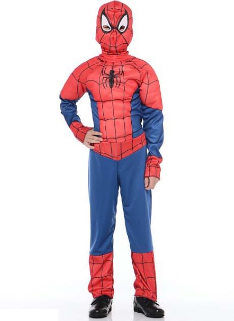 Карнавальный костюм – Человек Паук, размер 30
