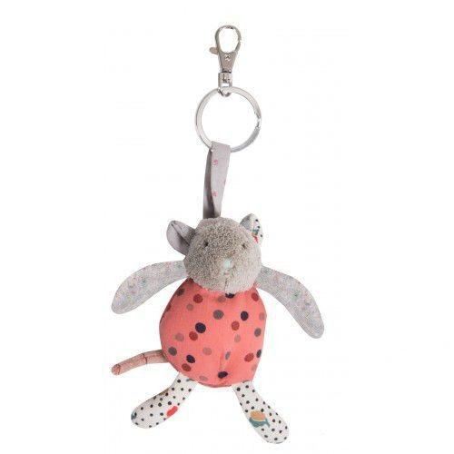 Мягкая игрушка - Мышонок с замочком
