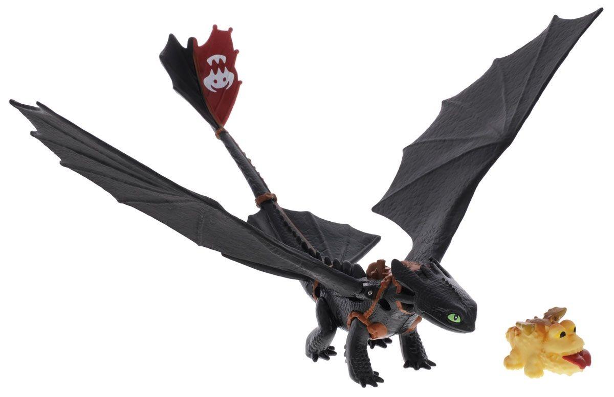 Функциональный дракон - Беззубик от Spin Master c9df4e8db06f9