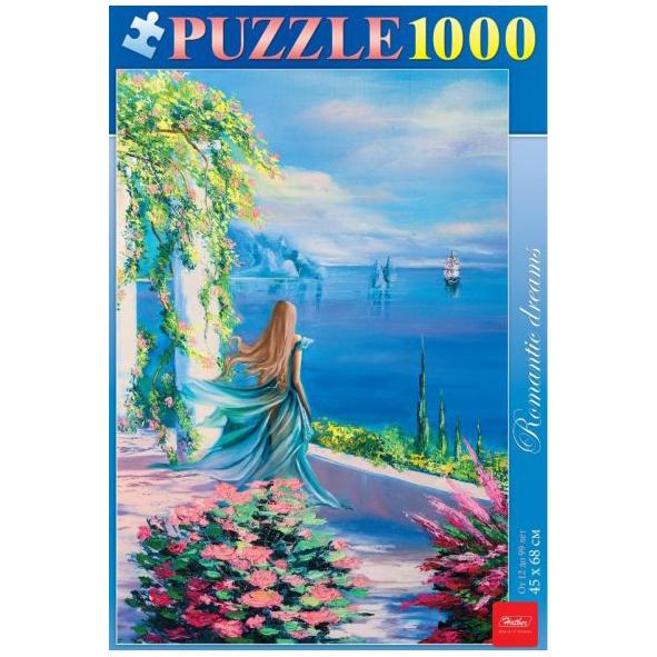 Пазл 1000 элементов – Романтические мечты