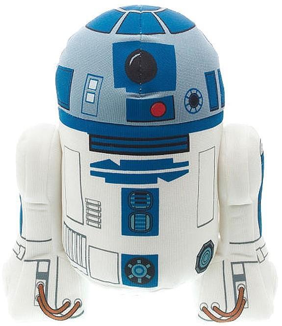 Мягкая игрушка со звуковыми эффектами - Star Wars. Р2-Д2Игрушки Star Wars (Звездные воины)<br>Мягкая игрушка со звуковыми эффектами - Star Wars. Р2-Д2<br>