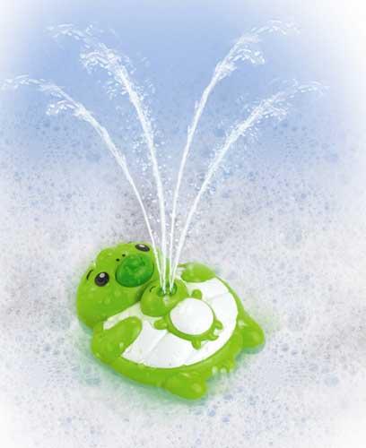 Игрушка для игр в ванной ЧерепашкаИгрушки для ванной<br>Игрушка для игр в ванной Черепашка<br>