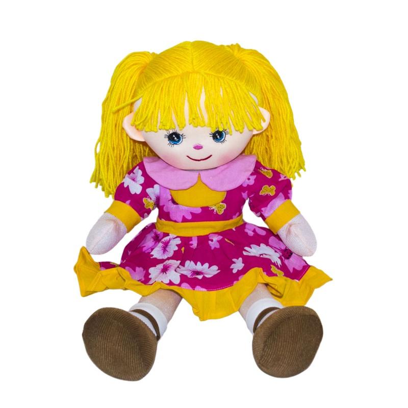 Мягкая кукла  Дынька, 30 см. - Мягкие куклы, артикул: 159920
