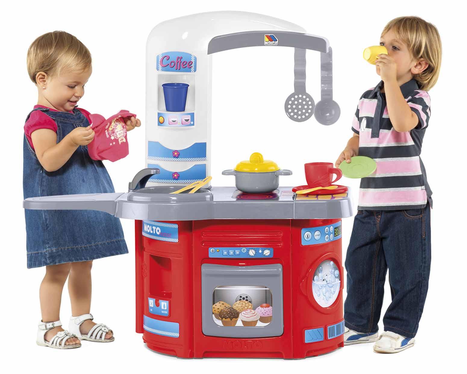 Купить Детская игровая кухня, 1 модуль, MOLTO