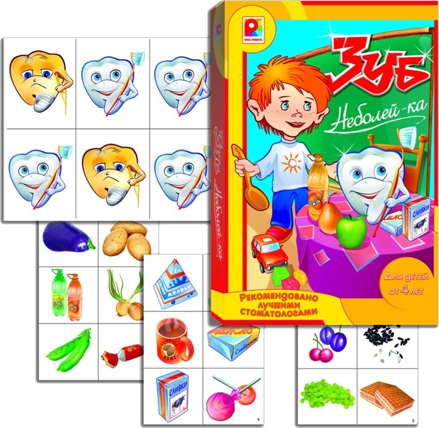 Игра настольная - Зуб неболей-каРазвивающие<br>Игра настольная - Зуб неболей-ка<br>