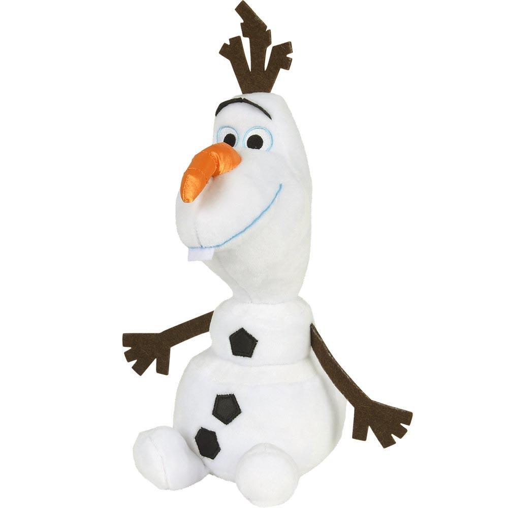 Мягкая игрушка - Олаф, 25 см.Мягкие игрушки Disney<br>Мягкая игрушка - Олаф, 25 см.<br>