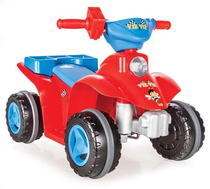 Электромобиль Mini Atv, свет и звук - Детские квадроциклы на аккумуляторе, артикул: 160627