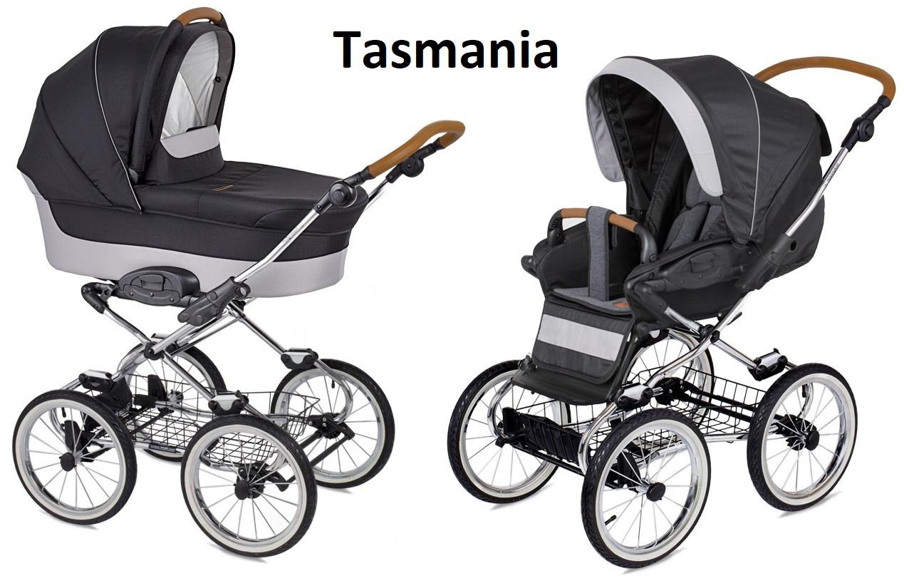 Коляска 2 в 1 - Navington Caravel, колеса 14 , tasmania  - купить со скидкой