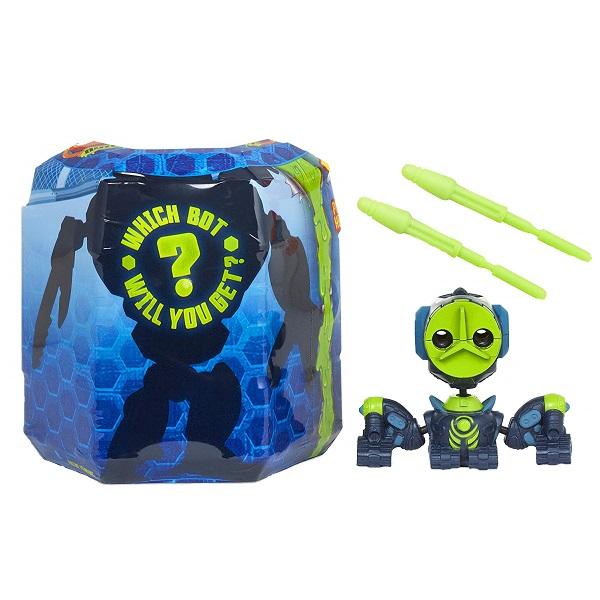 Купить Набор 4 - Капсула и минибот Ready2Robot, MGA Entertainment