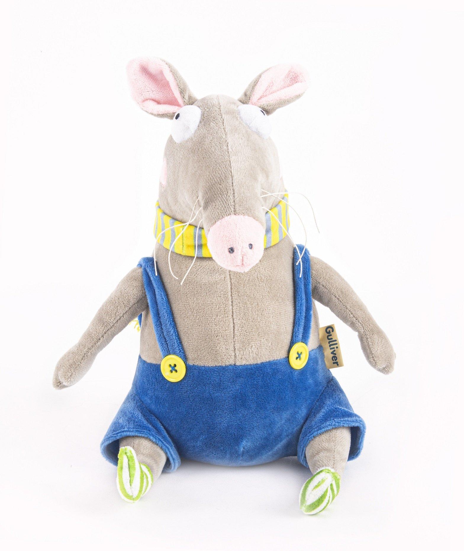 Мягкая игрушка - Крыса Афоня, 25 см фото