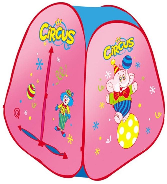 Детская игровая палатка – Цирк, в сумкеДомики-палатки<br>Детская игровая палатка – Цирк, в сумке<br>