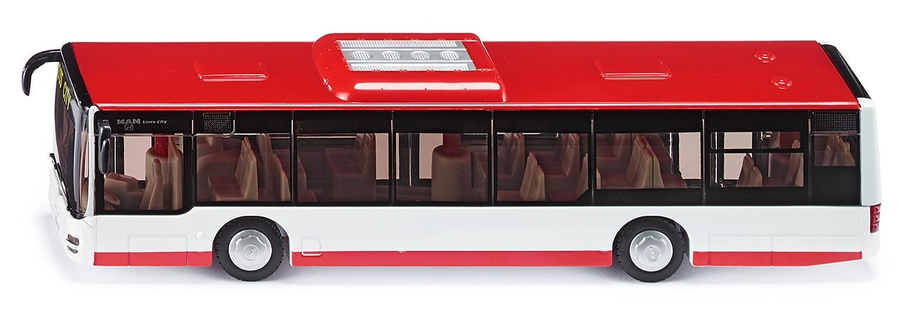Купить Модель автобуса городского Man, 1:50, Siku