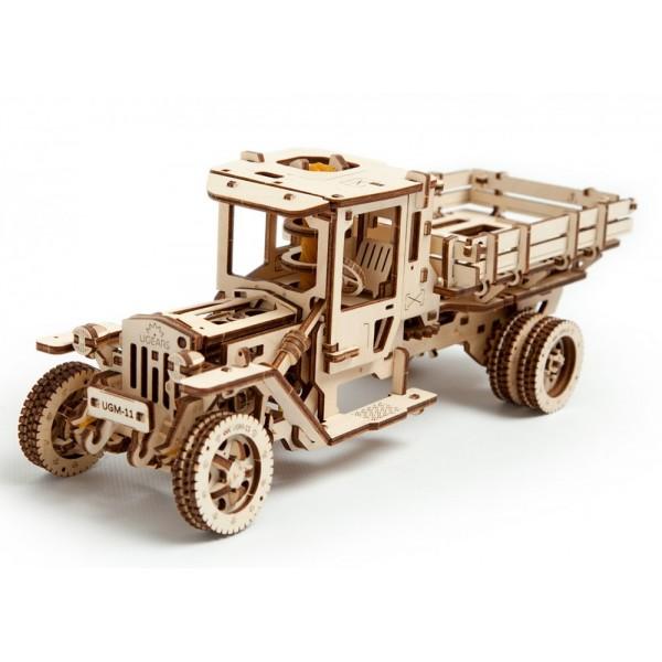 Грузовик UGM-11Деревянный конструктор<br>Грузовик UGM-11<br>