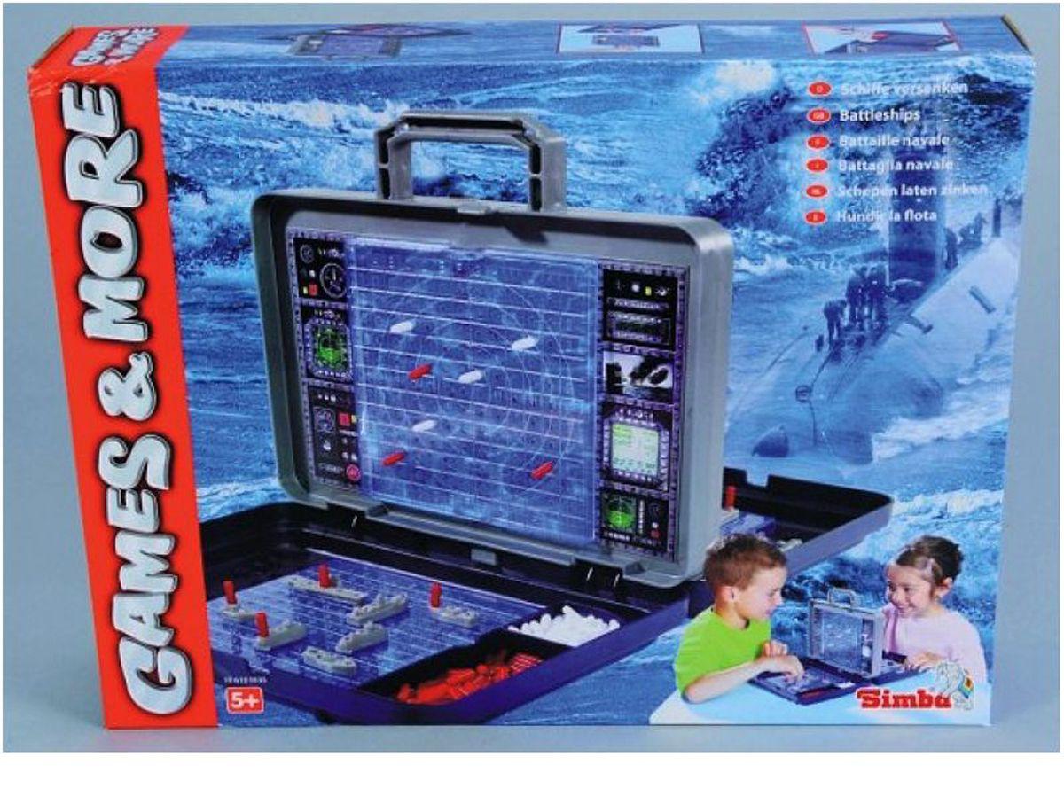 Морской бой в чемоданчике - Морской бой, артикул: 10139