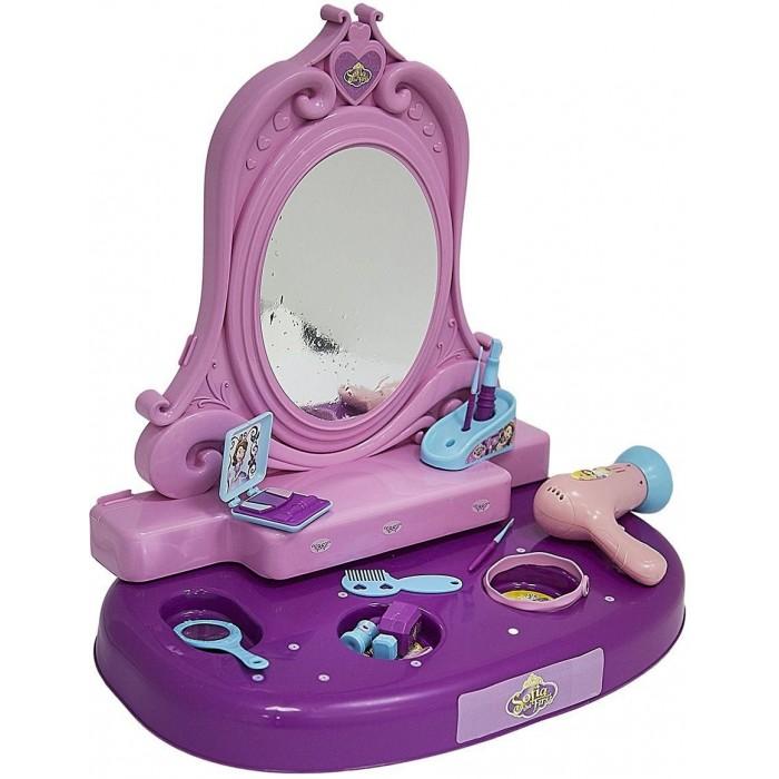 Игровая парикмахерская средняя  Принцесса София - Юная модница, салон красоты, артикул: 150315