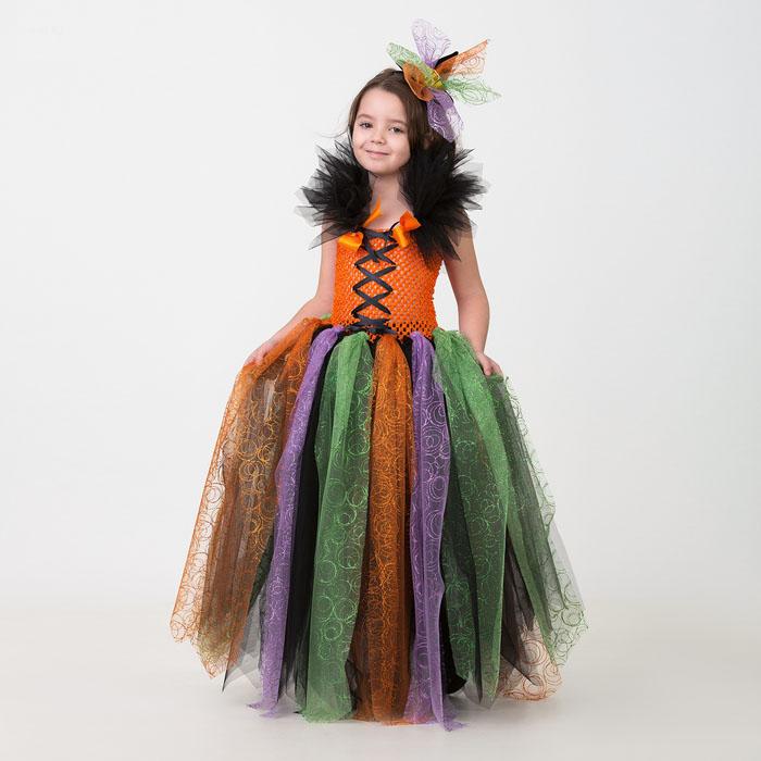 Карнавальный костюм Сделай сам – Ведьмочка