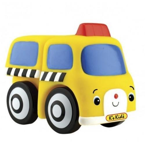 Конструктор - Школьный автобусМашинки для малышей<br>Конструктор - Школьный автобус<br>