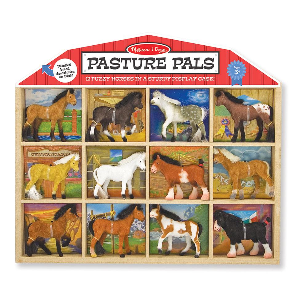 Классические игрушки — набор лошадок - Фигурки животных, артикул: 156930