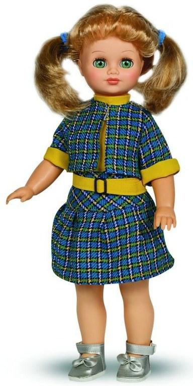 Кукла Лиза 2, со звуковым устройством 42 см.Русские куклы фабрики Весна<br>Кукла Лиза 2, со звуковым устройством 42 см.<br>