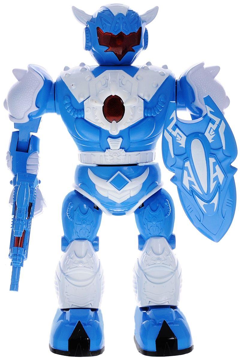 Электронный робот со световыми и звуковыми эффектами - Роботы, Воины, артикул: 22612