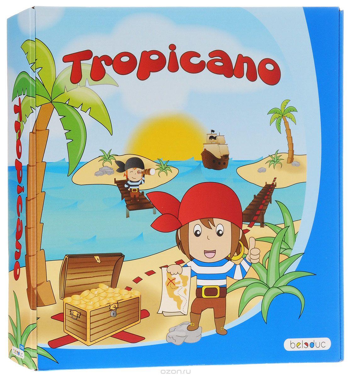 Купить Развивающая игра Тропикана, Beleduc
