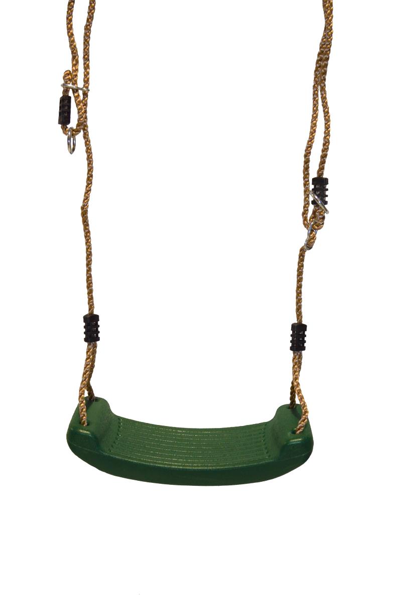 Купить Качели – Лодочка, цвет - зелёный, Perfetto sport