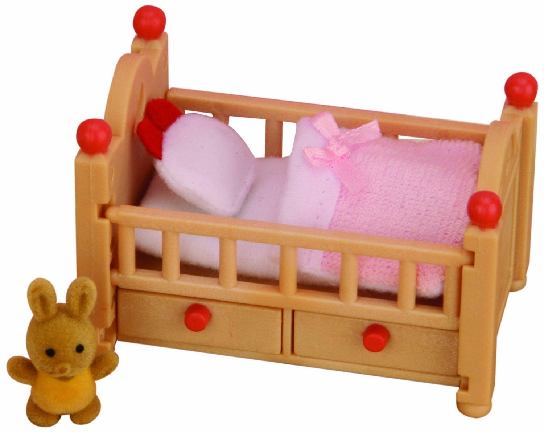 Sylvanian Families - Детская кроваткаМебель<br>Sylvanian Families - Детская кроватка<br>