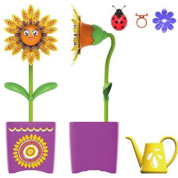 Интерактивная игрушка  Волшебный цветок с кольцом и волшебным жучком - Скидки до 70%, артикул: 150530