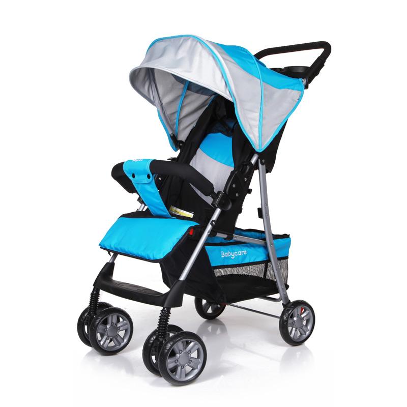 Коляска прогулочная - ShopperДетские коляски Capella Jetem, Baby Care<br>Коляска прогулочная - Shopper<br>