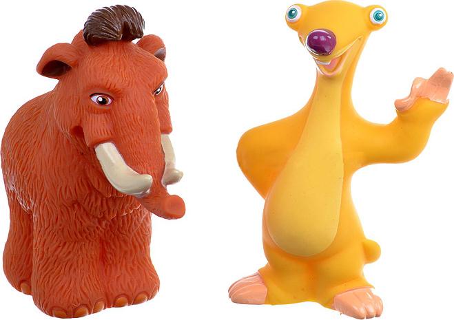 Набор из 2 игрушек для купания «Ледниковый период»Игрушки для ванной<br>Набор из 2 игрушек для купания «Ледниковый период»<br>