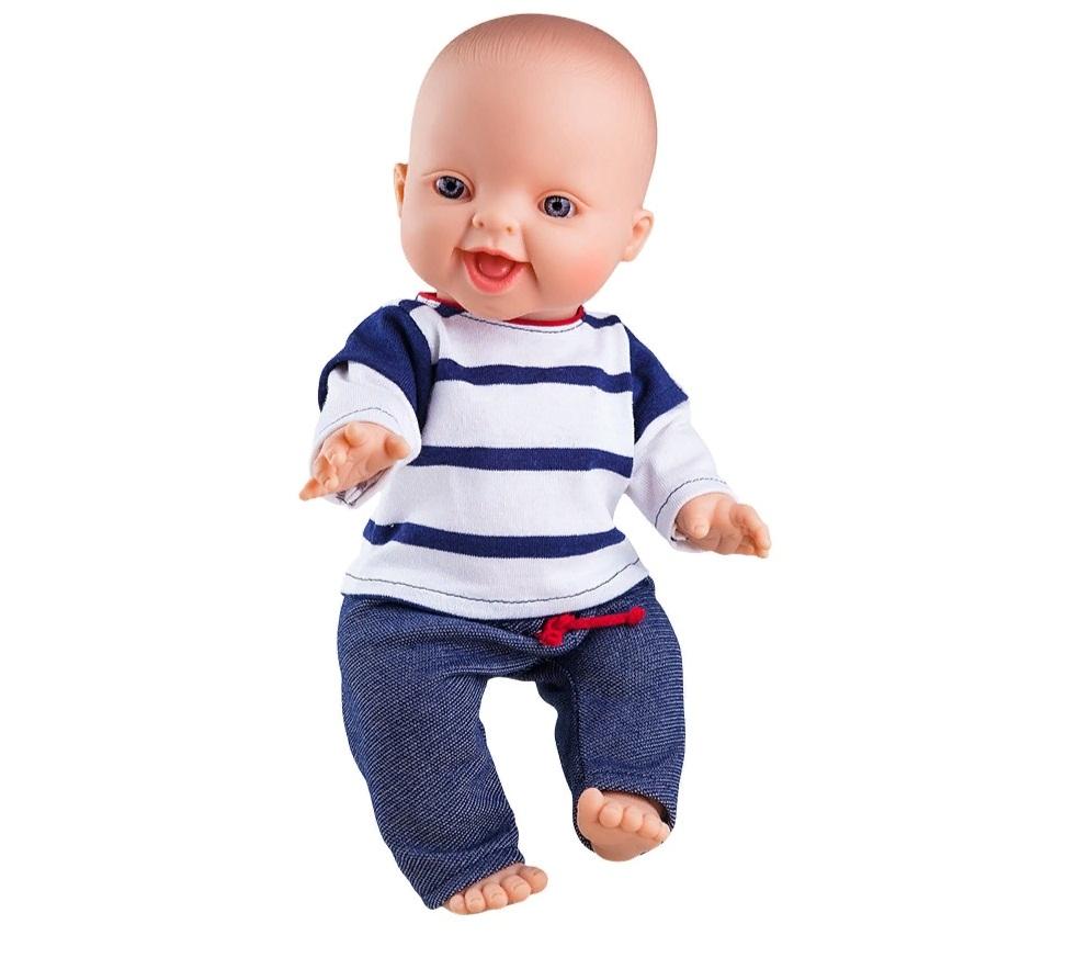 Купить Кукла Горди Карлос, 34 см, Paola Reina