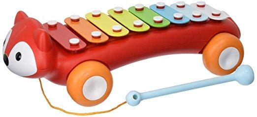Развивающая игрушка - Лиса-ксилофонКсилофоны<br>Развивающая игрушка - Лиса-ксилофон<br>