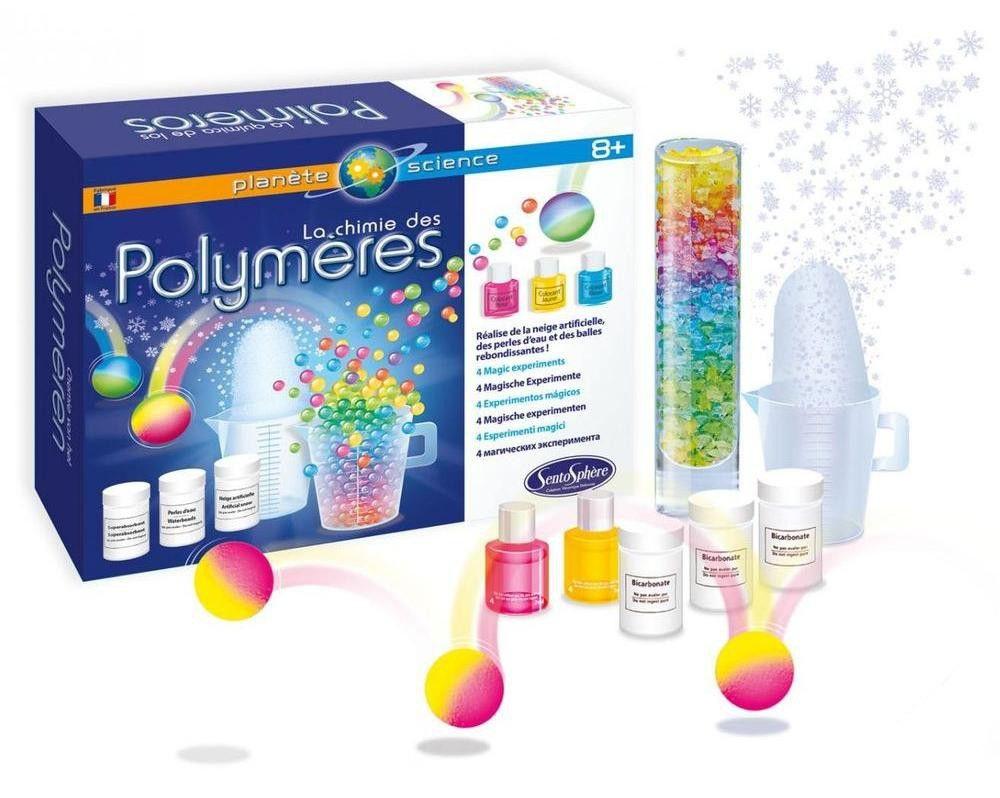 Купить Набор для детского творчества - Тайна полимера, SentoSpherE