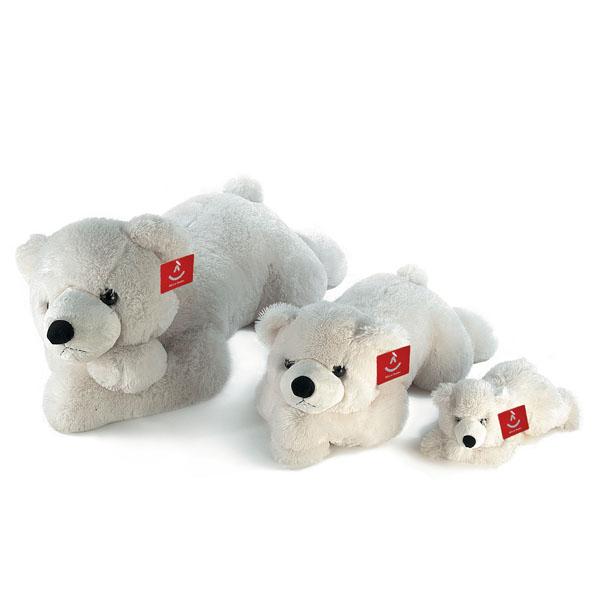 Медведь белый 100 см - Медведи, артикул: 25289