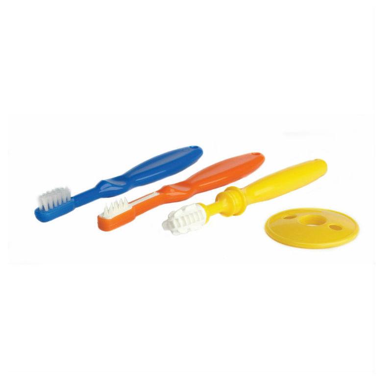 Набор детских зубных щетокпредметы гигиены<br>Набор детских зубных щеток<br>