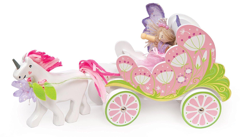 Игровой набор - Карета красавицы феи с единорогомТранспорт для кукол<br>Игровой набор - Карета красавицы феи с единорогом<br>