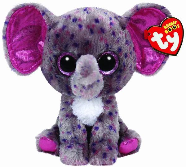 Купить Мягкая игрушка из серии Beanie Boo's Слоненок Specks, 15 см, TY
