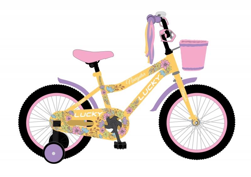 """Детский велосипед – Navigator Lucky, 12"""""""