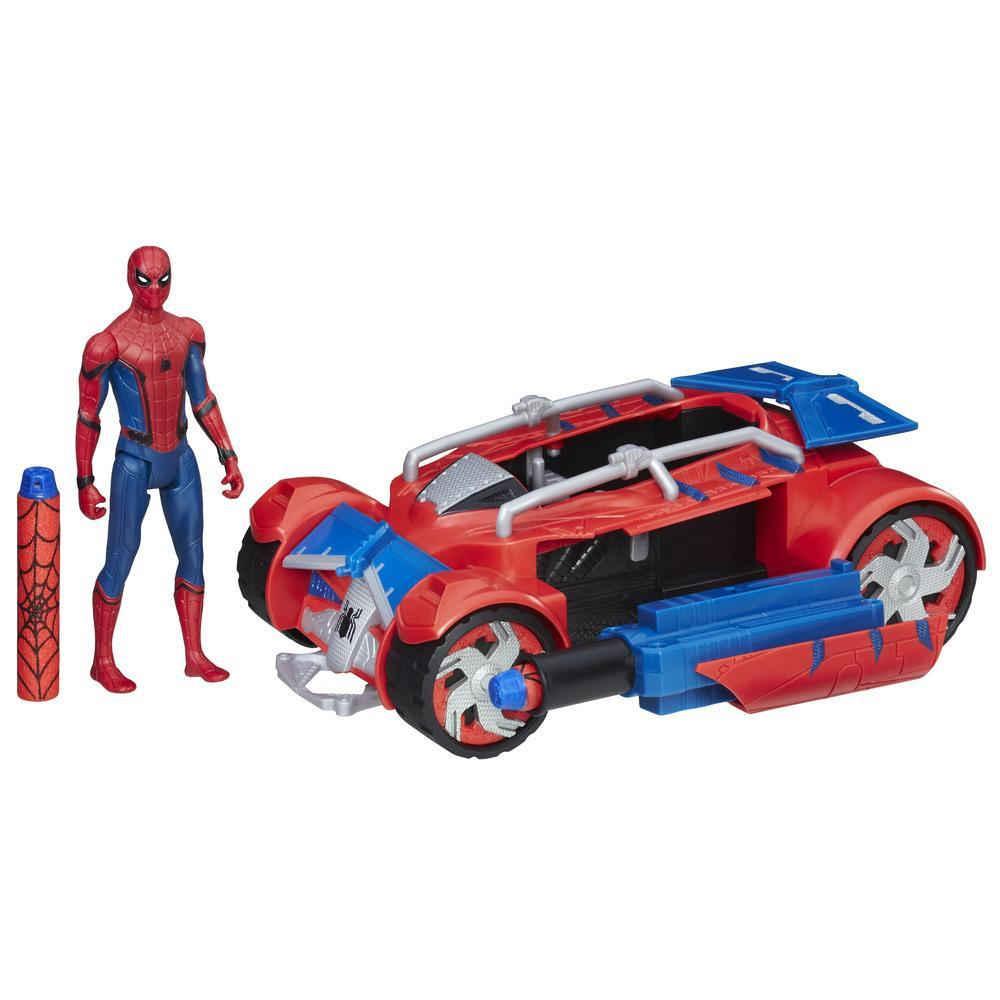 Транспортное средство Человека-паука - Герои MARVEL, артикул: 166855