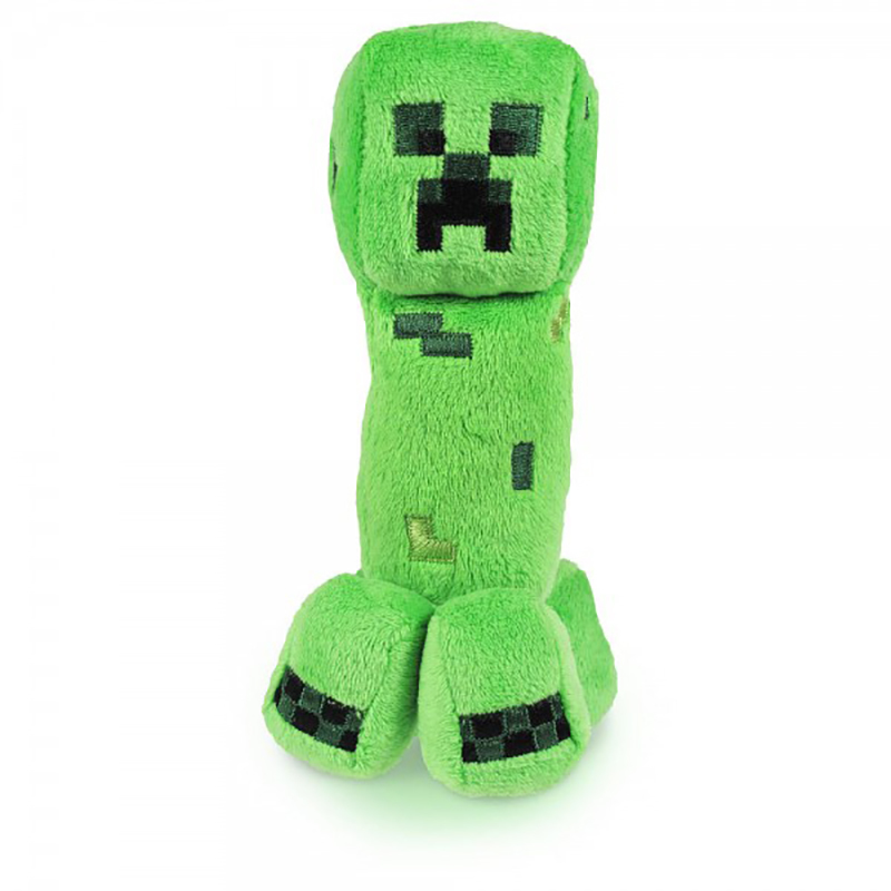 Мягкая игрушка Minecraft Creeper - Крипер, 18 см