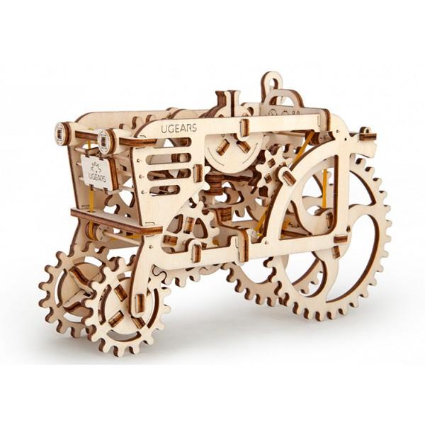 Трактор - Деревянный конструктор, артикул: 157077